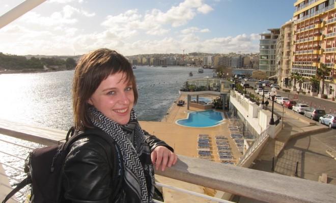 Maruša na Malti